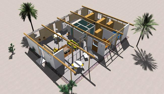JoT House Building System